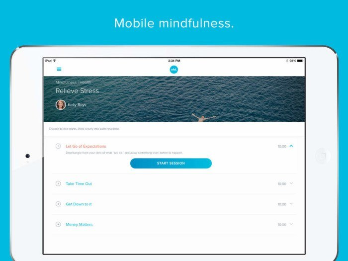 the best meditation and mindfulness apps well good