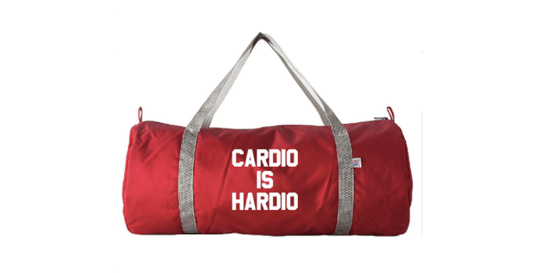 cardio-is-hardio-gym-bag