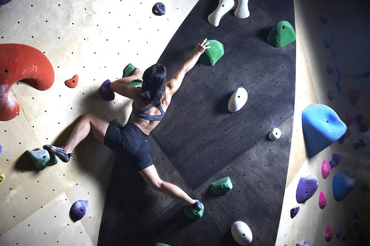 Thumbnail for Why climbing may be the mind-body workout you've been looking for