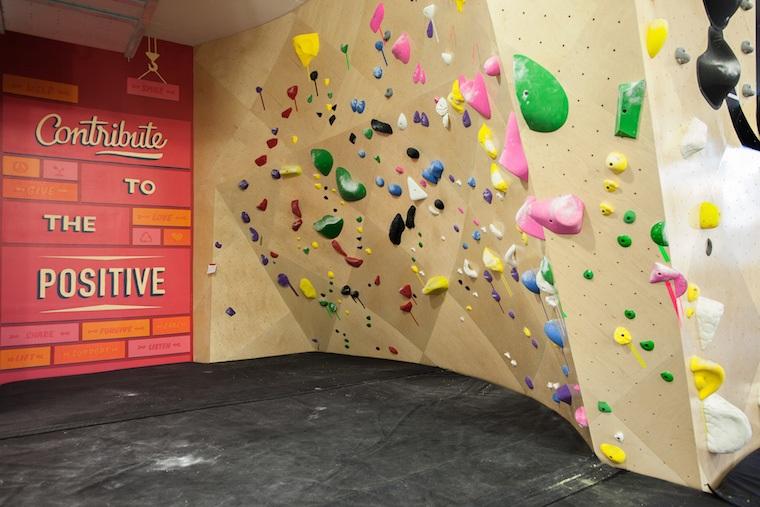climbing NYC