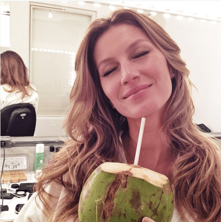 Thumbnail for How Gisele Bündchen and Tom Brady eat on vacation