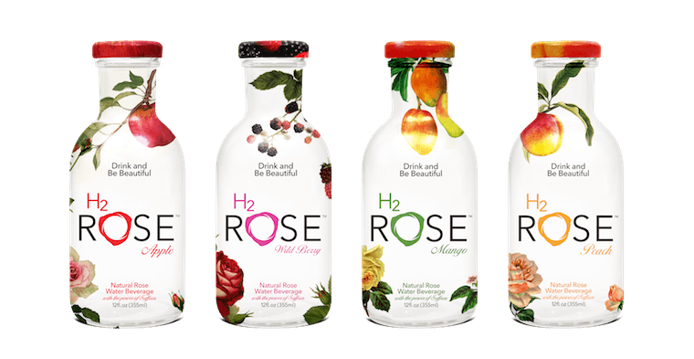 All Natural Rose Water