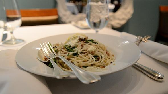 healthier quinoa pasta