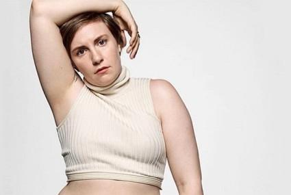 Lena Dunham takes a vow of Photoshop chastity