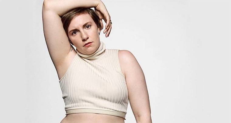 Thumbnail for Lena Dunham takes a vow of Photoshop chastity