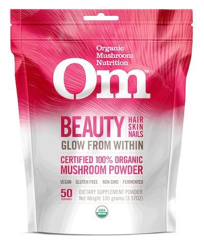Om Beauty mushroom blend