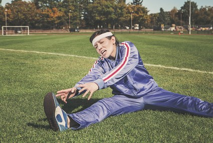 Why you should go ahead and drop that f-bomb during your workout