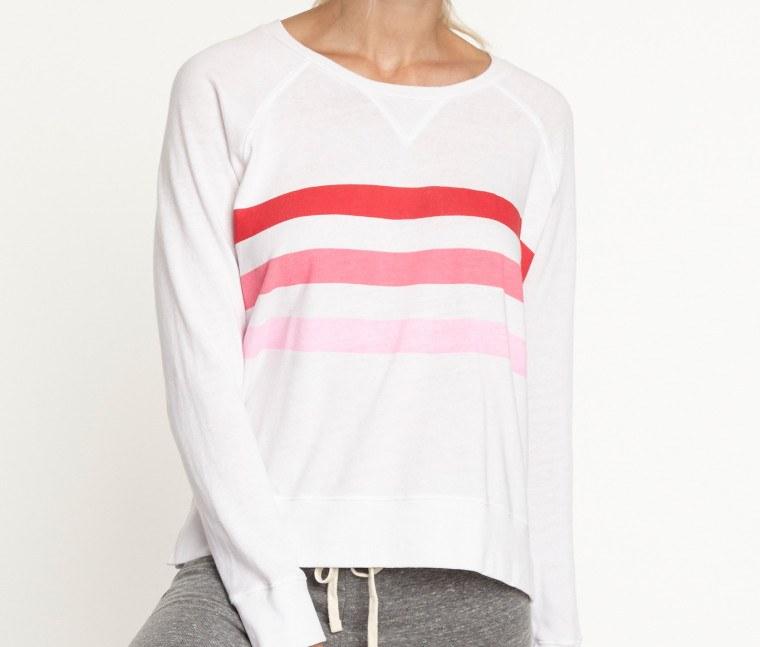 sundry-striped-sweatshirt
