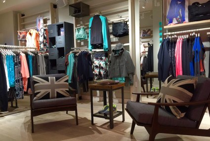 Sweaty Betty brings its super-chic Brit style to the Upper East Side