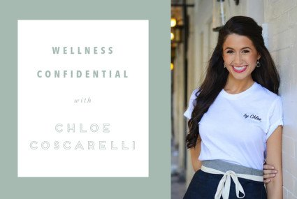Chloe Coscarelli has a hidden talent—and it has nothing to do with food