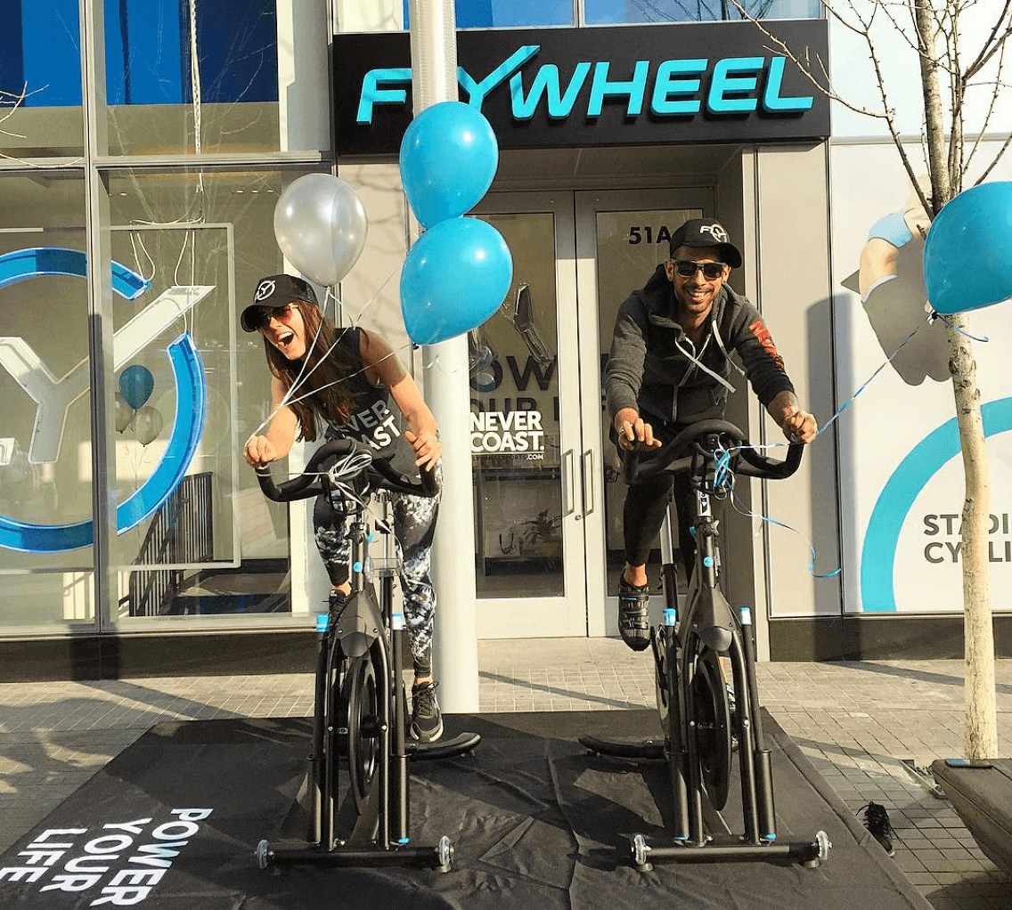 Flywheel Astor Place
