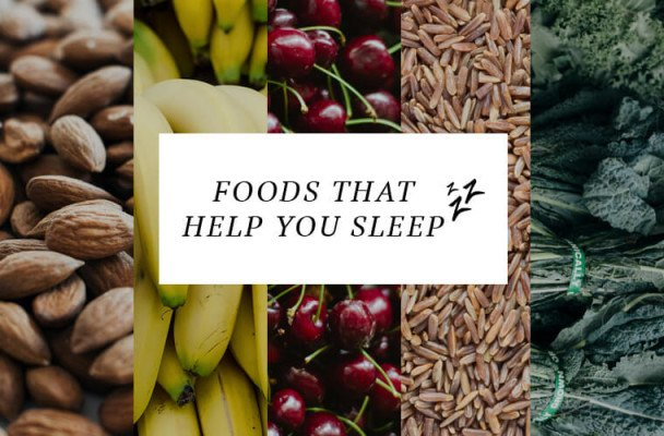 8 superfoods for better sleep