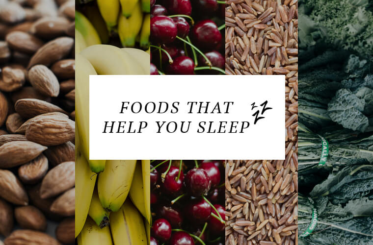 Thumbnail for 8 Superfoods for Better Sleep