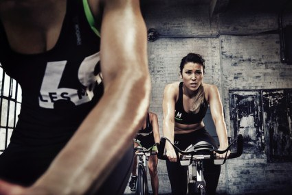 How to make your solo spin bike sessions way more effective