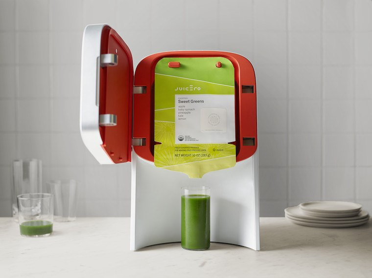 Juicero, the expensive, controversial juicer