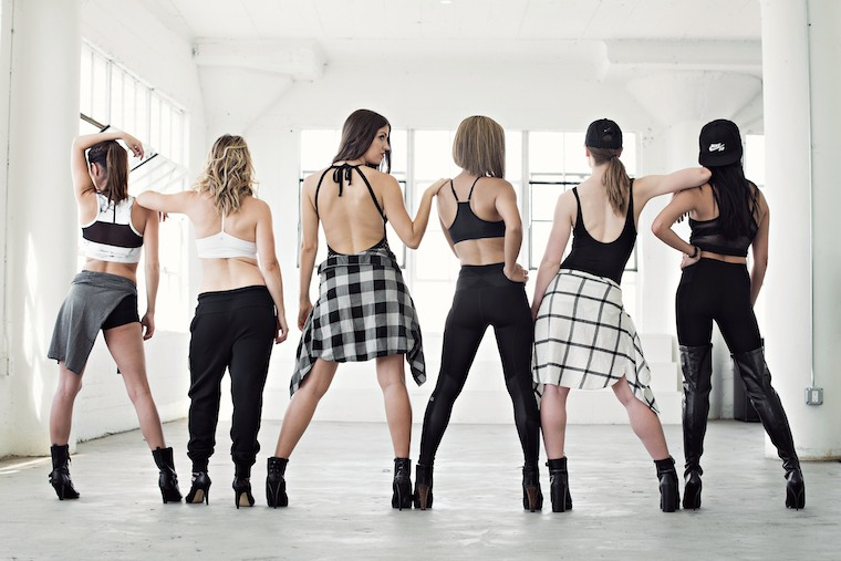 Thumbnail for This new LA hip hop class takes dance cardio to a sexy new level
