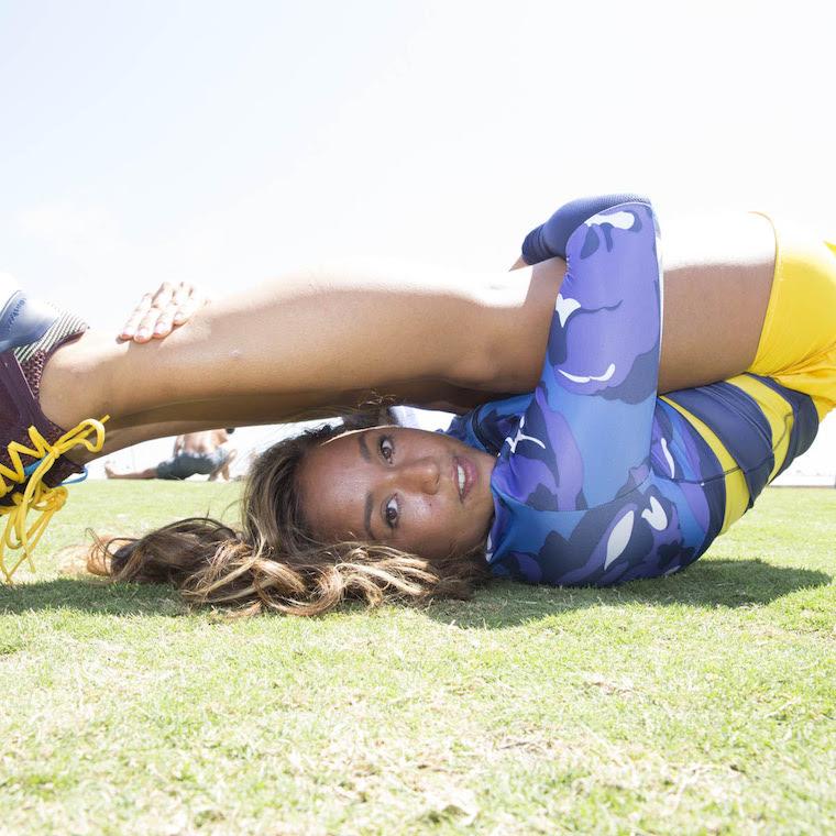 Nicole Winhoffer Adidas