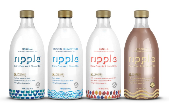 Thumbnail for This new plant-based beverage is giving almond milk some serious competition
