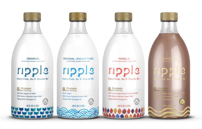 Is Ripple yellow pea milk healthy?