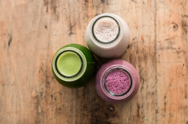 The 5 healthiest juices to reach for when you're on the go