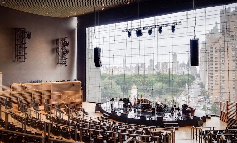 Jazz at Lincoln Center, where The Big Quiet held a large-scale sound bath. Photo: Flickr