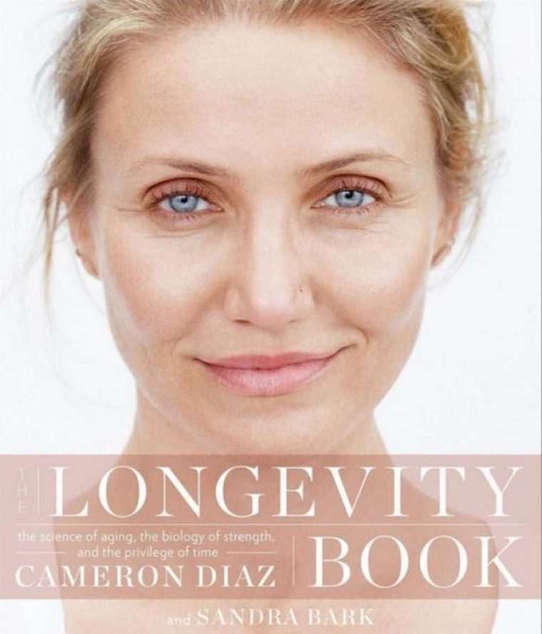 Cameron Diaz's smart new book on aging gracefully | Well+GoodCameron Diaz Age