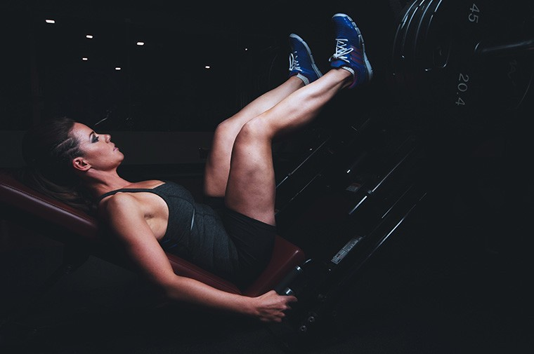 Thumbnail for Your gym's free weights may have 300x more bacteria than a toilet seat