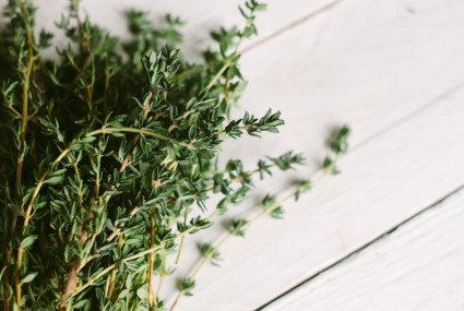 Make your own spring cleaning products with plants from your garden