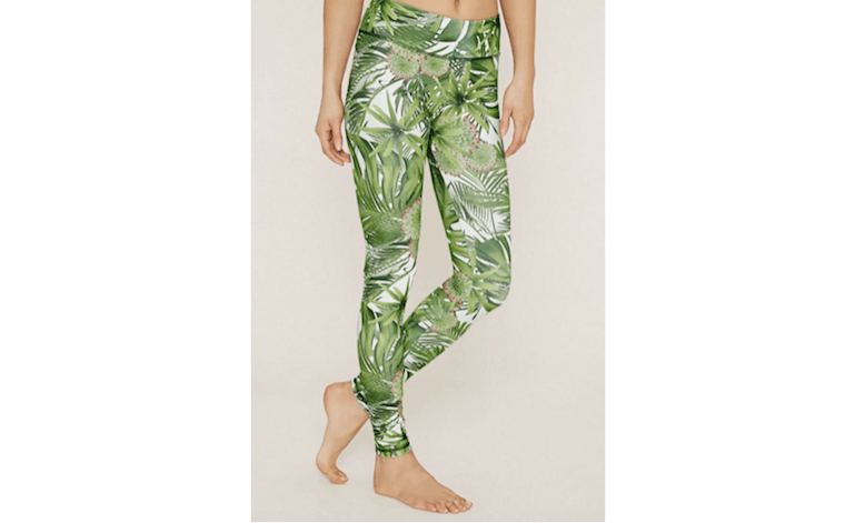 Thumbnail for The palm tree print is about to heat up your activewear