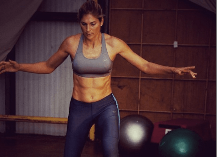 Thumbnail for Gabrielle Reece's favorite moves for toning and de-stressing