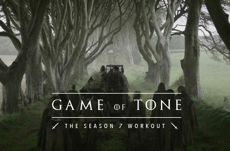 Thumbnail for Game of Tone: How to Stay Fit While Watching Season 7