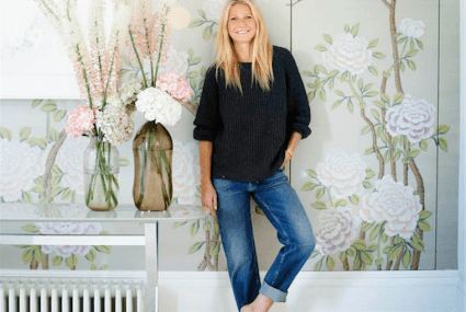 Gwyneth Paltrow beats #saddesklunch with her new cookbook