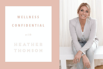 """What a """"Real Housewife""""-turned-health coach thinks we should all be eating"""