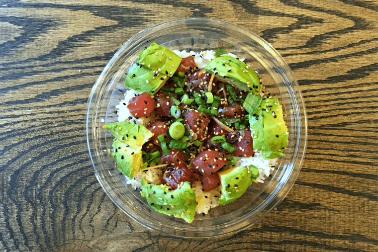Thumbnail for How to make your own poké bowl