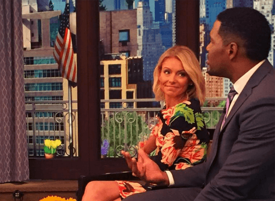 5 things Kelly Ripa taught us about dealing with negativity