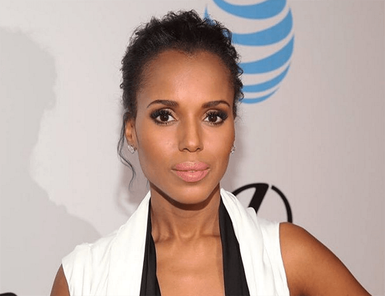Thumbnail for Kerry Washington says she didn't recognize herself on Adweek's cover