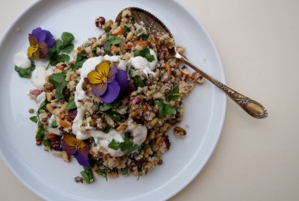 With a springtime twist, these lentils are a superfood powerhouse