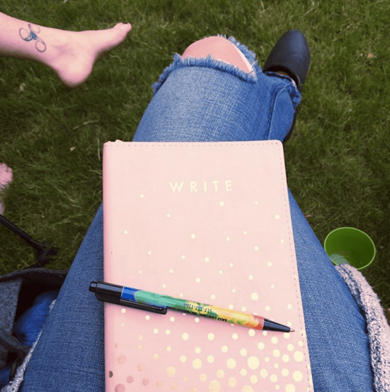 Thumbnail for 3 surprising ways that journaling can help you lead a better life