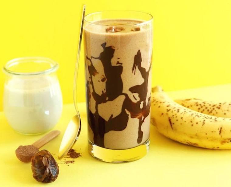 Minimalist Baker vegan milkshake
