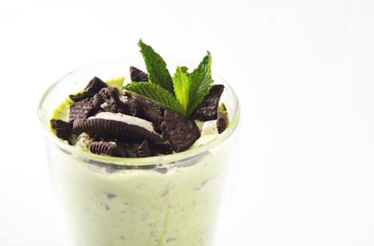 Pickles & Honey vegan milkshake