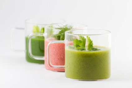 3 healthy soups that are perfect for spring