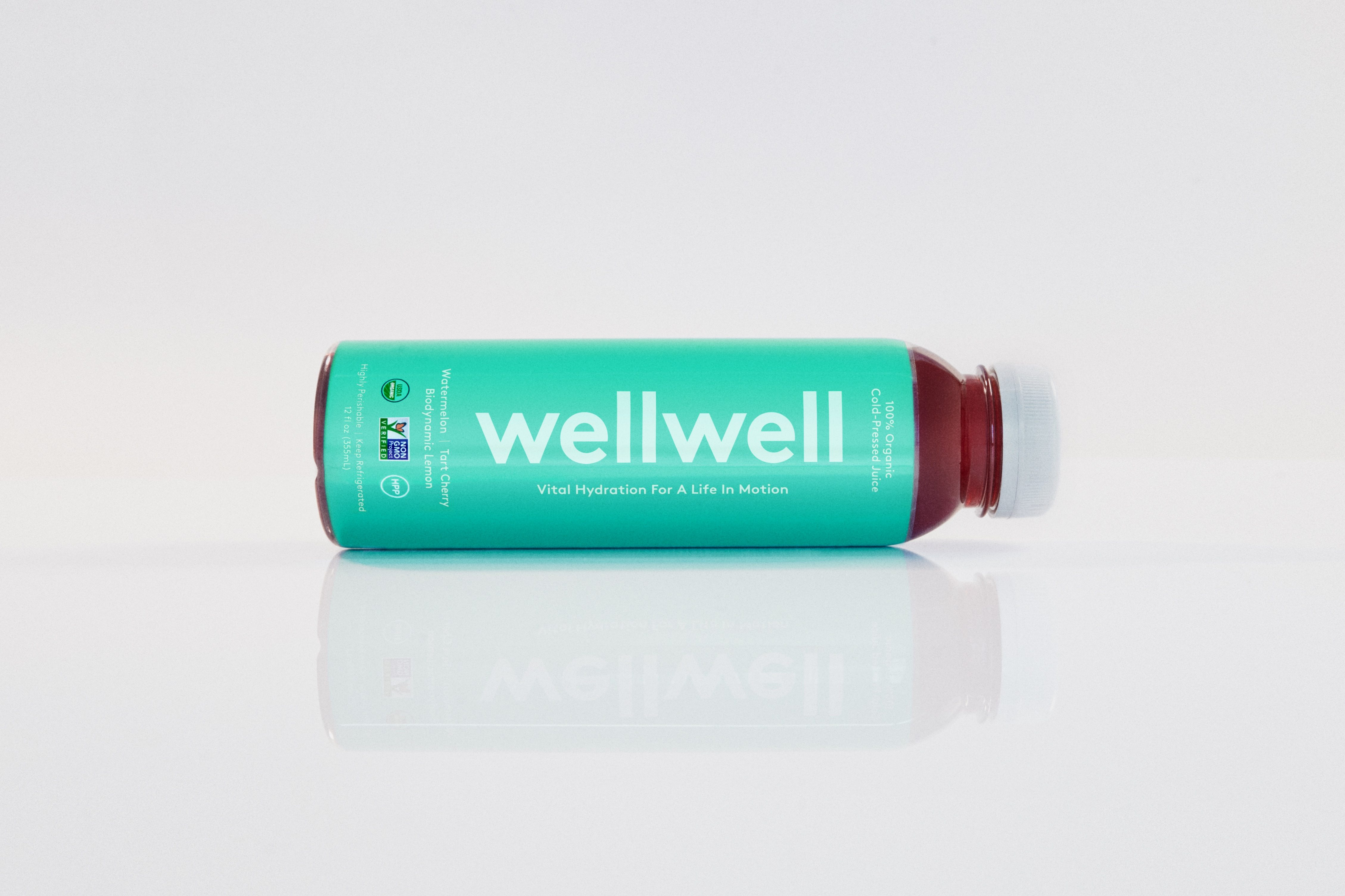WellWell Watermelon Recovery Drink