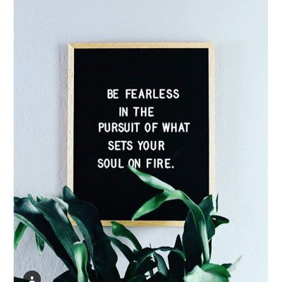 Fearless Friday, it is! #regramlove @hillaryfolkvord #befearless #iamwellandgood