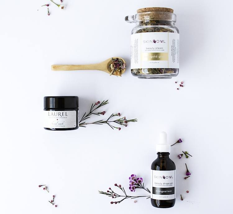 Three step beauty ritual for great skin