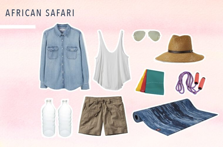 Thumbnail for The active girl's guide to packing for every destination