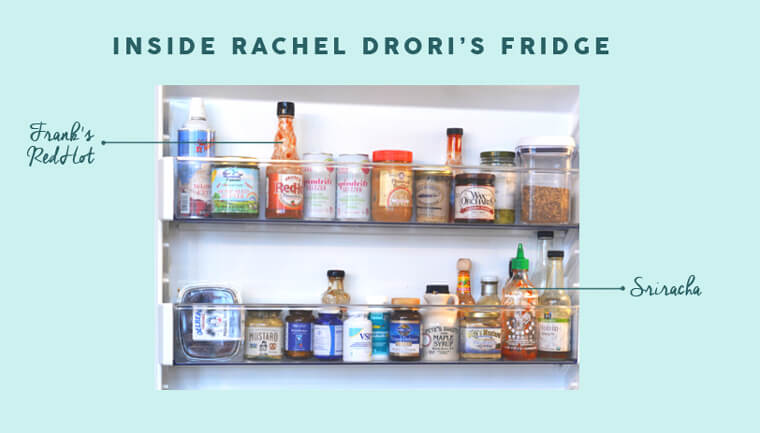Rachel Drori Refrigerator Look Book 2