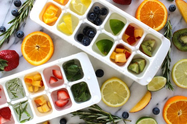 10 life-changing ice cube tray hacks