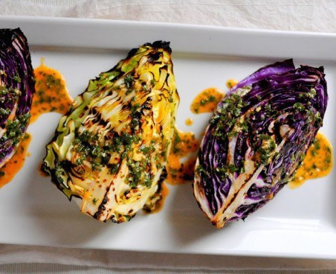 6 recipes that will convince you to grill your greens