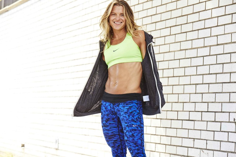 Thumbnail for Fitness Star Holly Rilinger's New Workout Is About Muscle—and Meditation