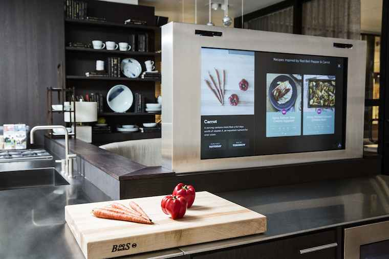 Thumbnail for These next-gen appliances will plan your meals—and cook them like a pro